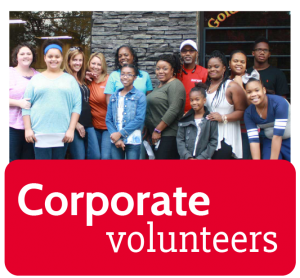 Corporate Volunteers