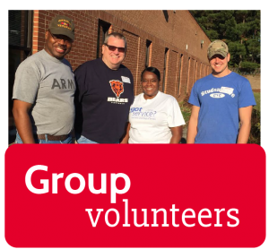 Group Volunteers