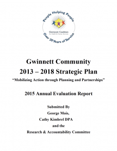 R&A 2015 Evaluation Report Cover