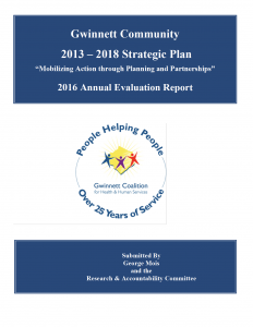 R&A 2016 Evaluation Report Cover