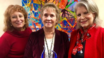 Martha Jordan Receives Gwinnett Coalition's Highest Honor, The Barbara King Community Hero Award