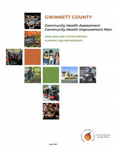 Community Health Plan Cover