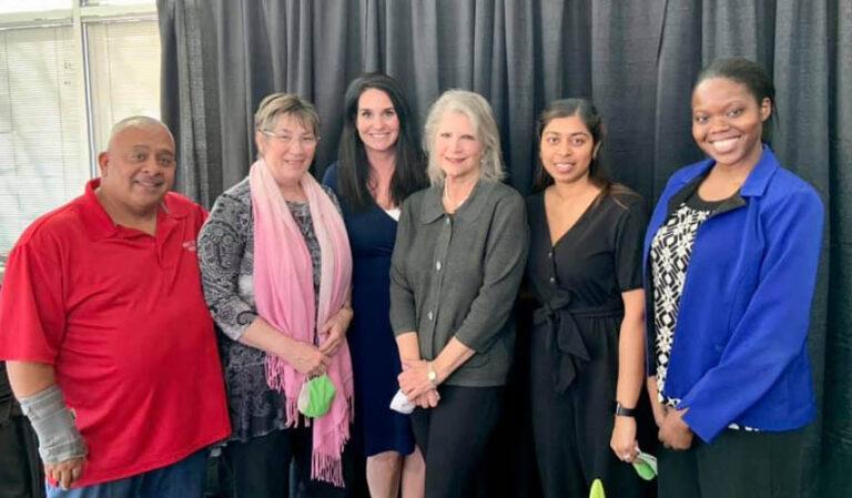 Ellen's Retirement - Group Photo