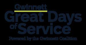 Biểu trưng Ngày tuyệt vời của dịch vụ Gwinnett