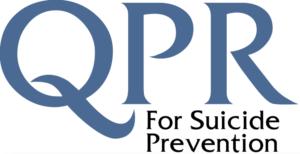 QPR for Suicide Prevention Logo