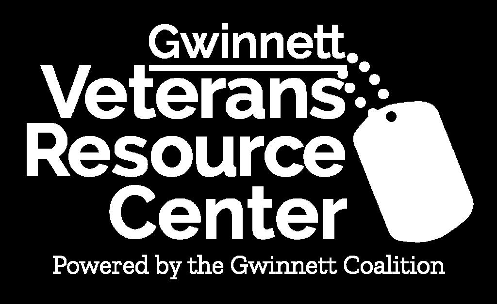 Veterans Resource Center - Logo White