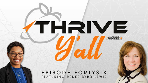 Thrive Y'all Podcast Artwork - Episode 46